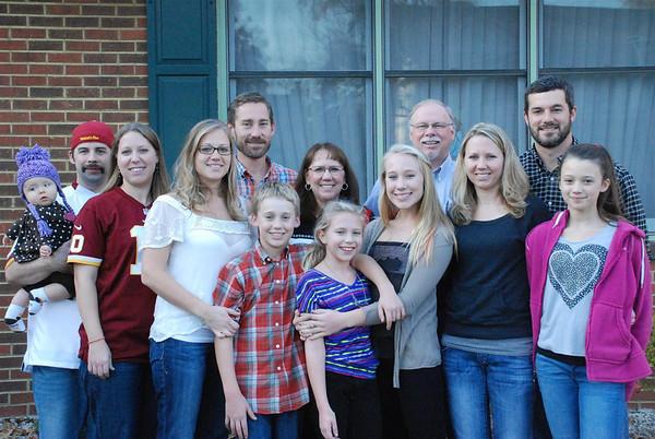 Ralph & Pam Family